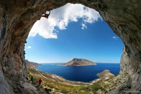 Sail Greece and climb the Kalymnos
