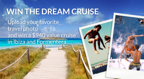 Win the dream cruise with Us