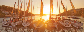 Why choose a Flotilla sailing experience?