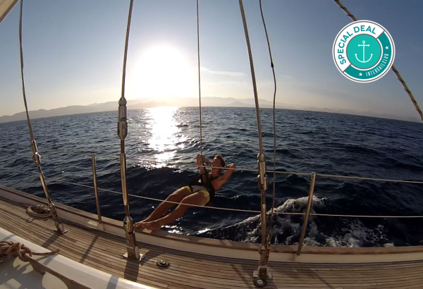Rent a yacht for summer end 2014