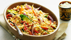 Island Cruises Recipes: Couscous