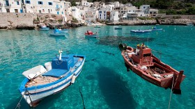 Mediterranean islands: sailing Sicily means culture, sea, food and weather are on your side