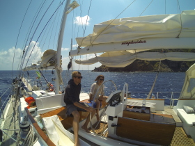 Mediterranean Sailing Experience – Cabin Charter in Italy, Greece and Spain