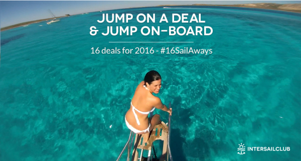 Jump On A Deal And Jump On-Board