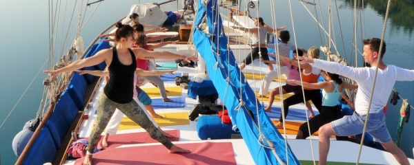 Yoga and Sailing: The Best of Two Worlds
