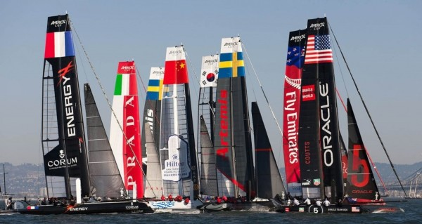 America's Cup – its History, Present and Future